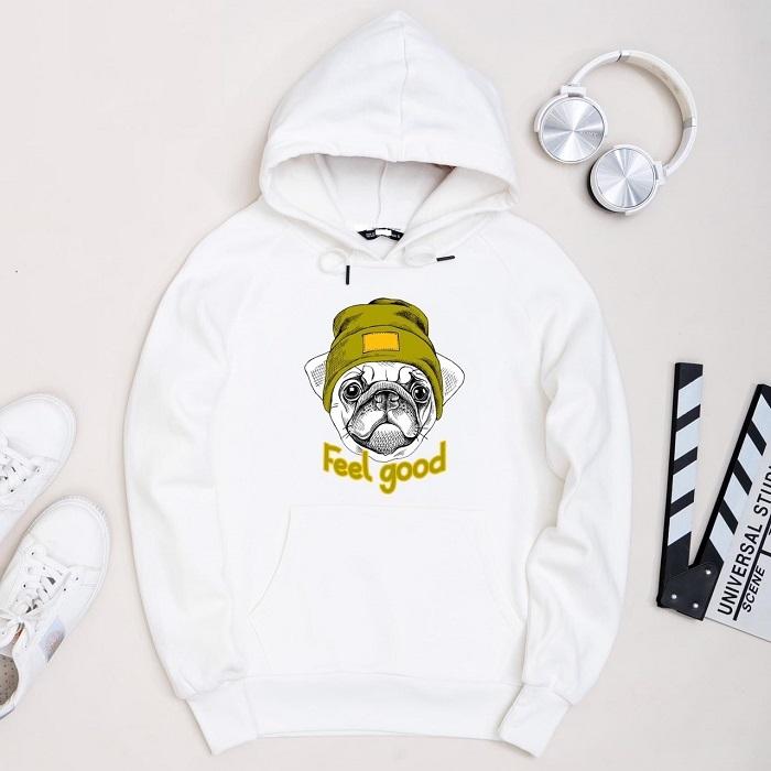 may a hoodie theo yeu cau