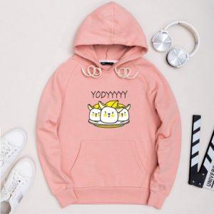 may ao hoodie